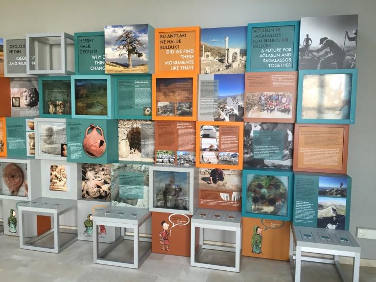 Sagalassos Visitor Center