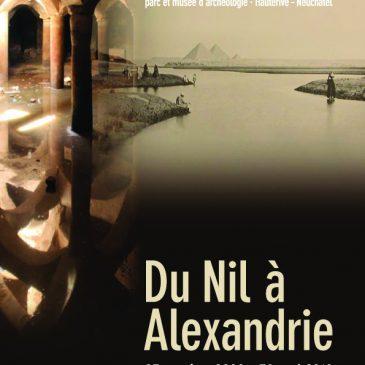 Nil'den İskenderiye'ye Suyun Öyküsü Sergisi, İsviçre