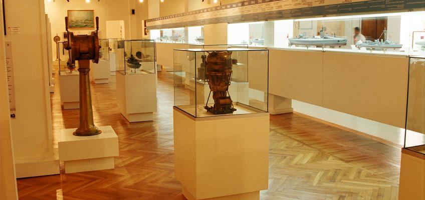 Beşiktaş Deniz Müzesi 20. Yüzyıl Salonu Sergileri
