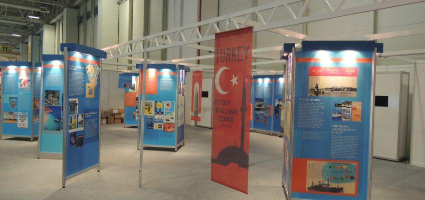 Seyyahinden Turizme Gezici Sergi, Cer Modern ve Erciyes Üniversitesi